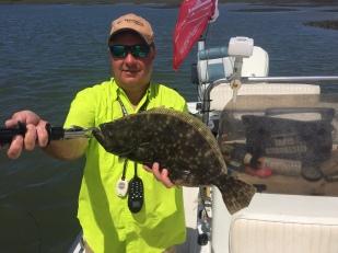 Chris Hayes Flounder