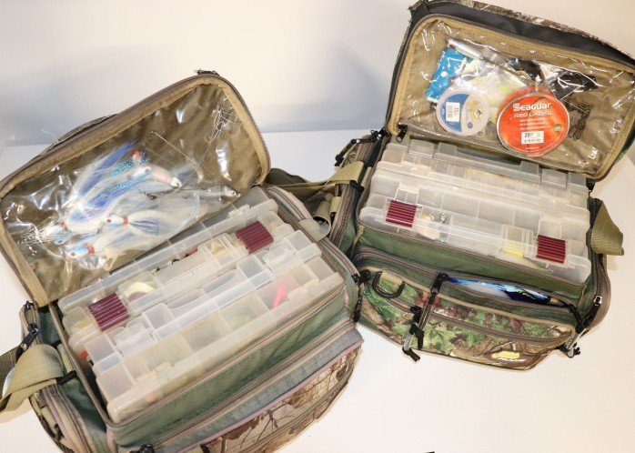 Whats In Your Tackle Bag Pic 1