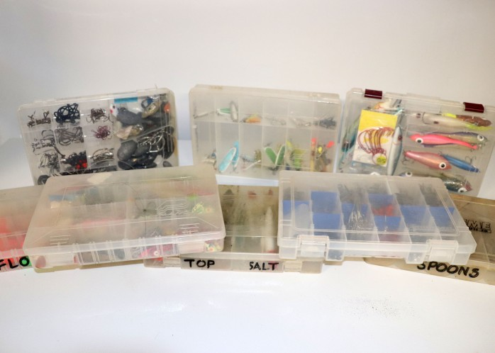 Whats in Your Tackle Bag Pic 2